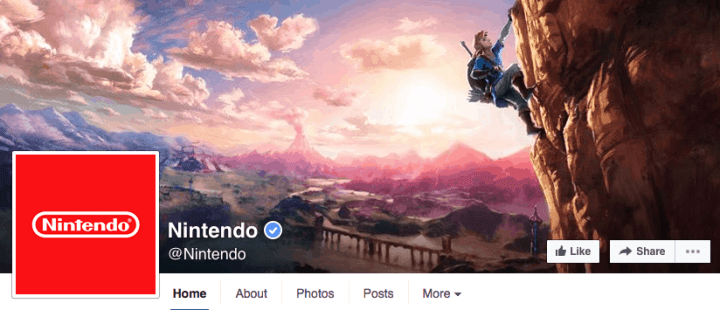 nintendo-facebook-design