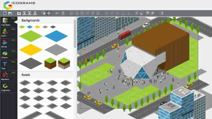 icograms designer free images