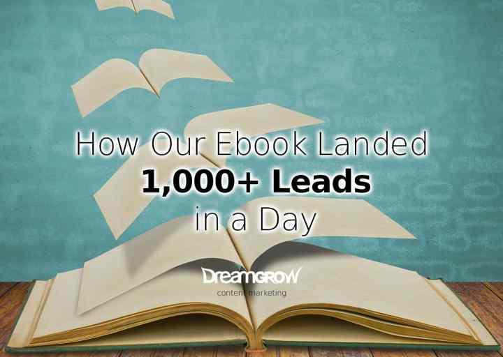 ebook leads