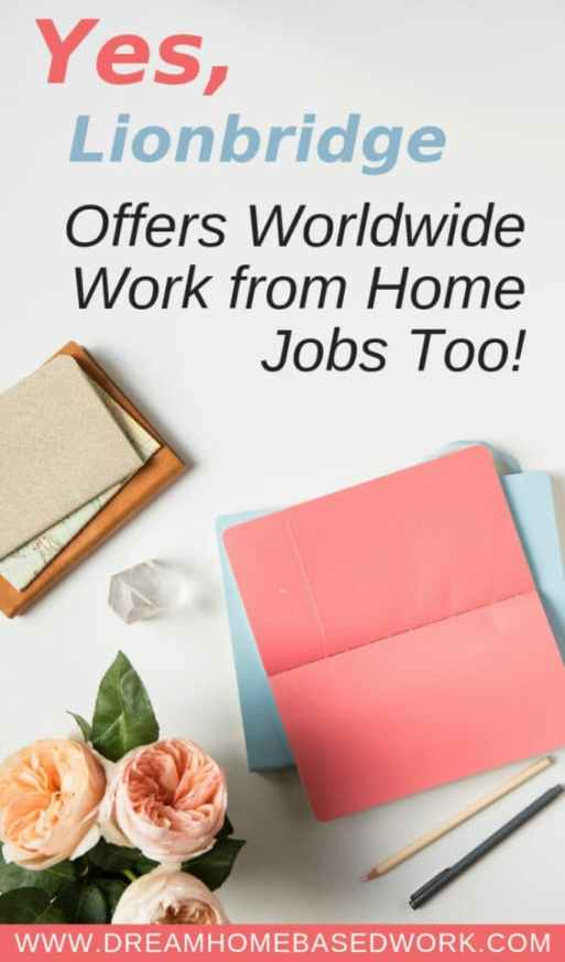 Looking for a flexible worldwide work from home job with great pay? Lionbridge hires Online Raters, Search Engine Evaluator, Ads Assessors, and more!