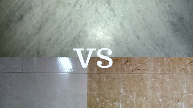 Which Is Best Marble Flooring Or Tile Flooring Dream Home Guide