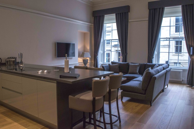 Serviced Apartments In Glasgow City Centre Dreamhouse