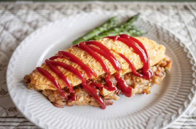 Omurice: l'omelette che fa venire l'acquolina in bocca