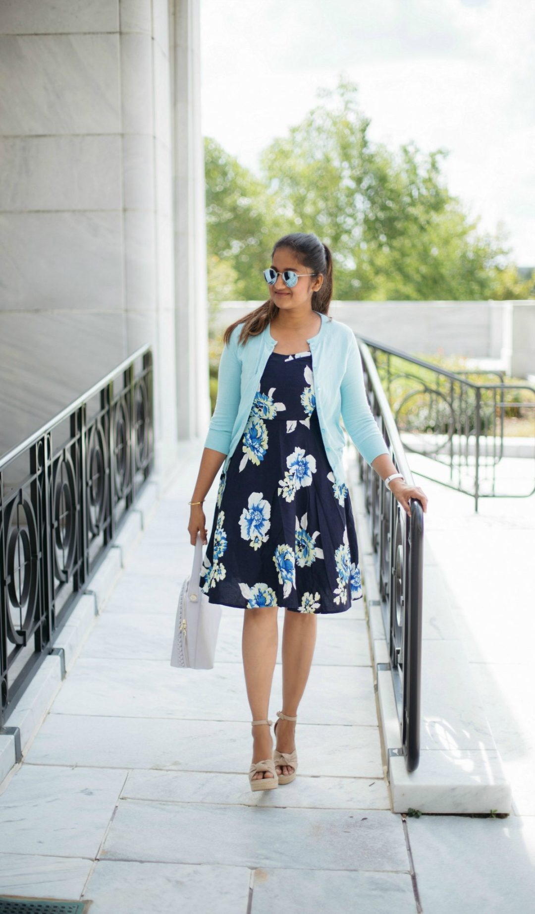 how-to-wear-light-blue-cardigan-with-navy-blue-by-dreaming-loud-9