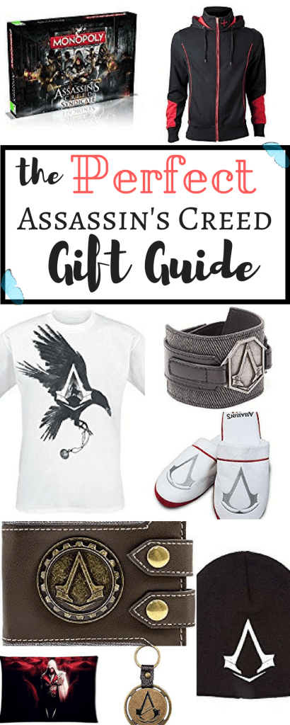 Do you know an Assassin's Creed enthusiast that just needs some cool merchandise in his collection? Here's our Assassin's Creed Gift Guide!