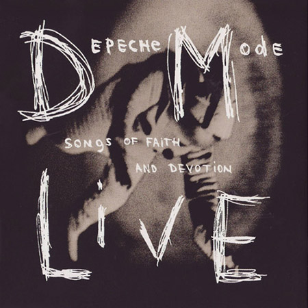 Depeche Mode Songs Of Faith And Devotion Live