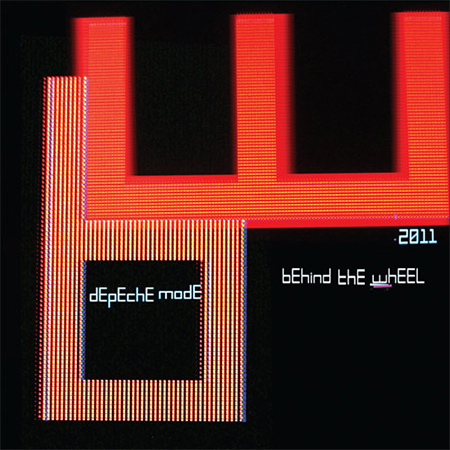 Depeche Mode Behind The Wheel 2011