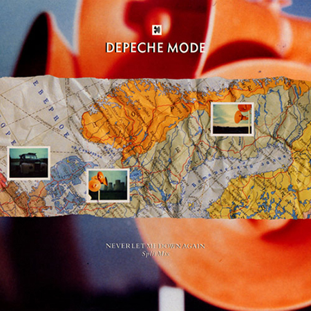 Depeche Mode Never Let Me Down Again