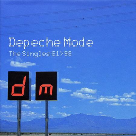 Depeche Mode The Singles 81 98