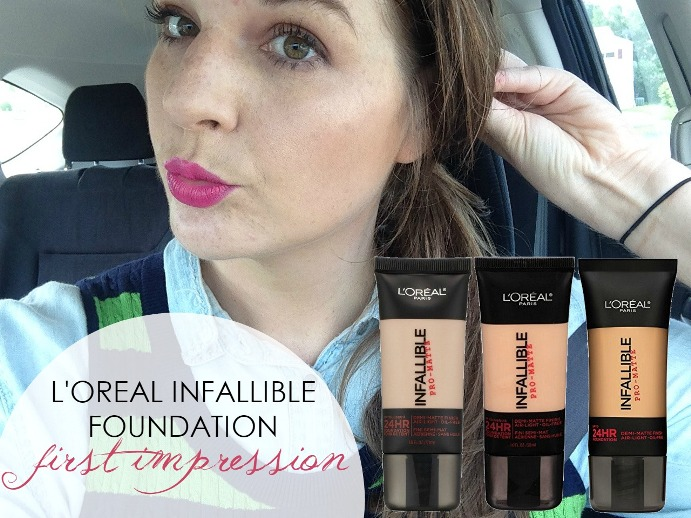 loreal-infallible-foundation-review