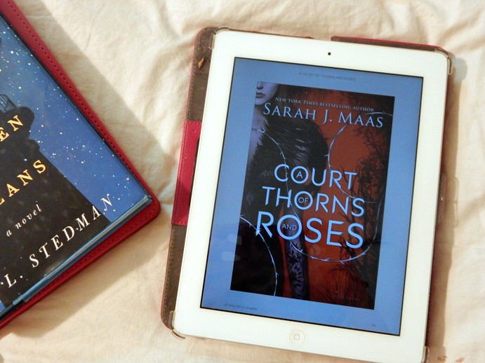 Summer 2016 Reading - A Court of Thorns and Roses by Sarah J. Maas
