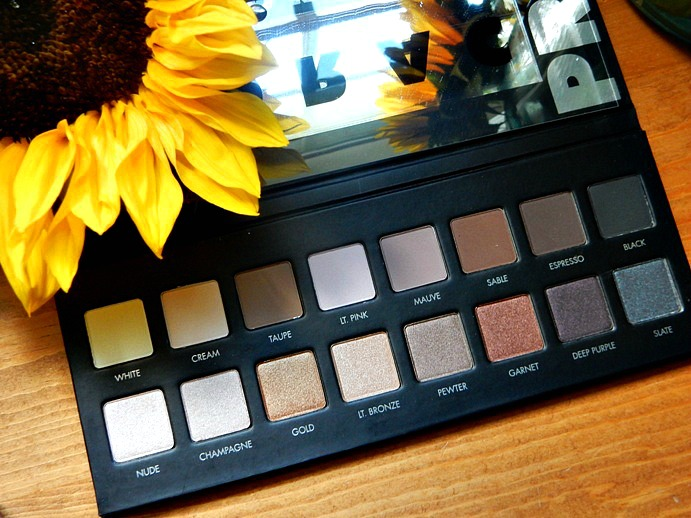 Lorac Pro Palette Review - Dream in Lace
