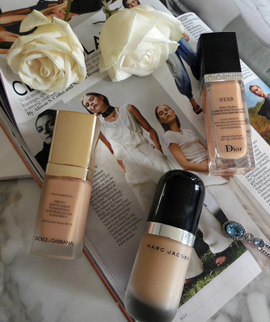 5 Best Winter Foundations - Dream in Lace
