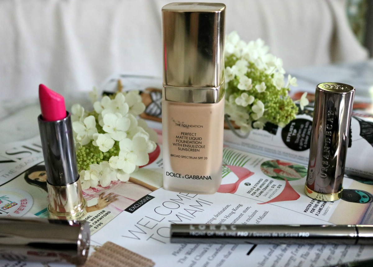 Underrated Makeup Products I Dolce and Gabbana Perfect Matte Foundation