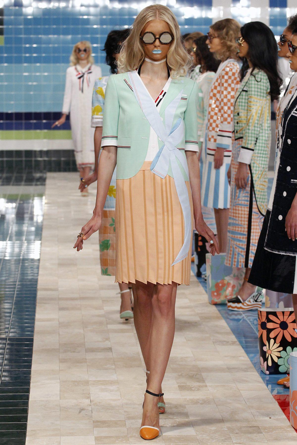 My Dream Cannes 2017 Fashion Looks I Thom Browne Spring 2017