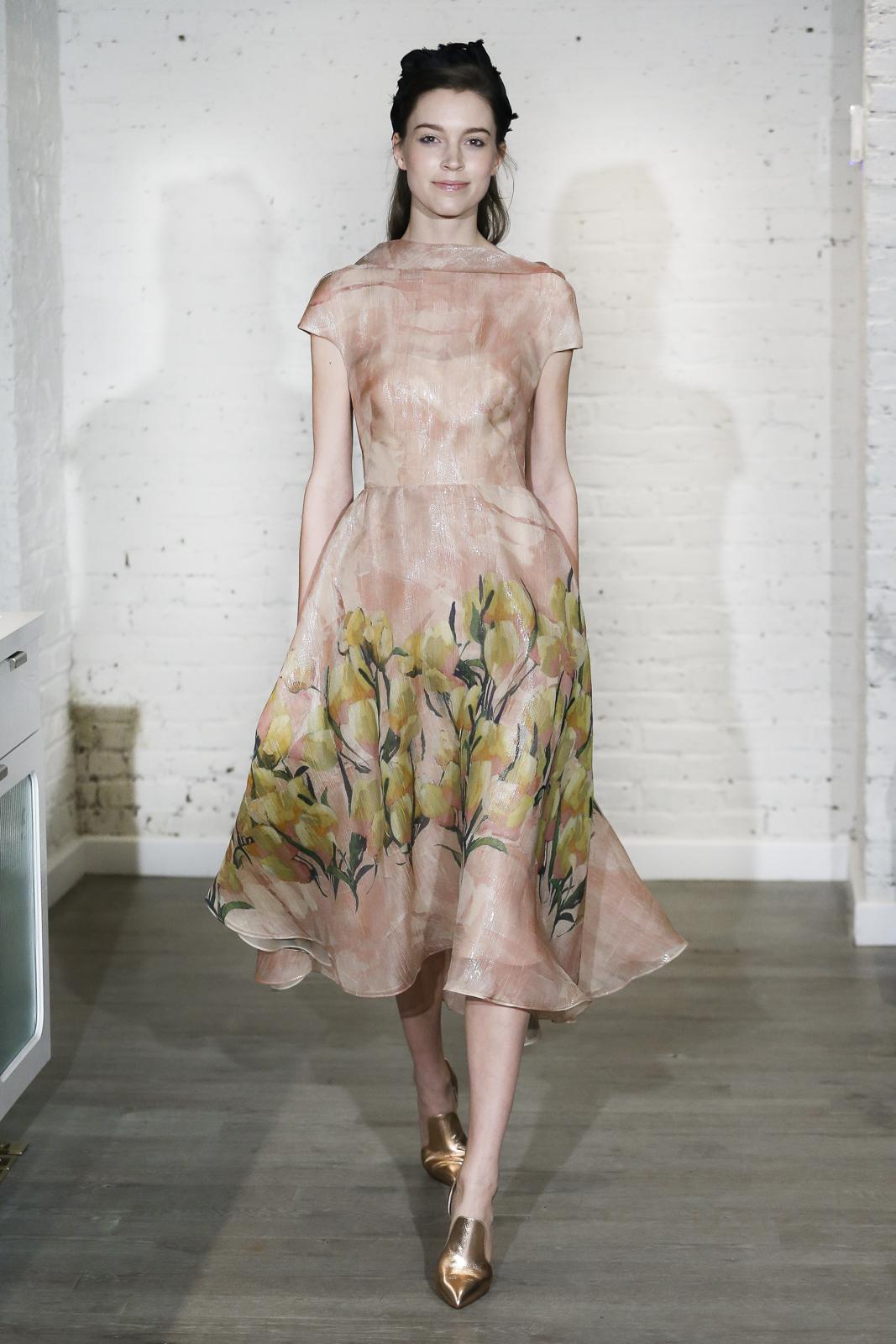 My Dream Cannes 2017 Fashion Looks I Lela Rose Fall 2017