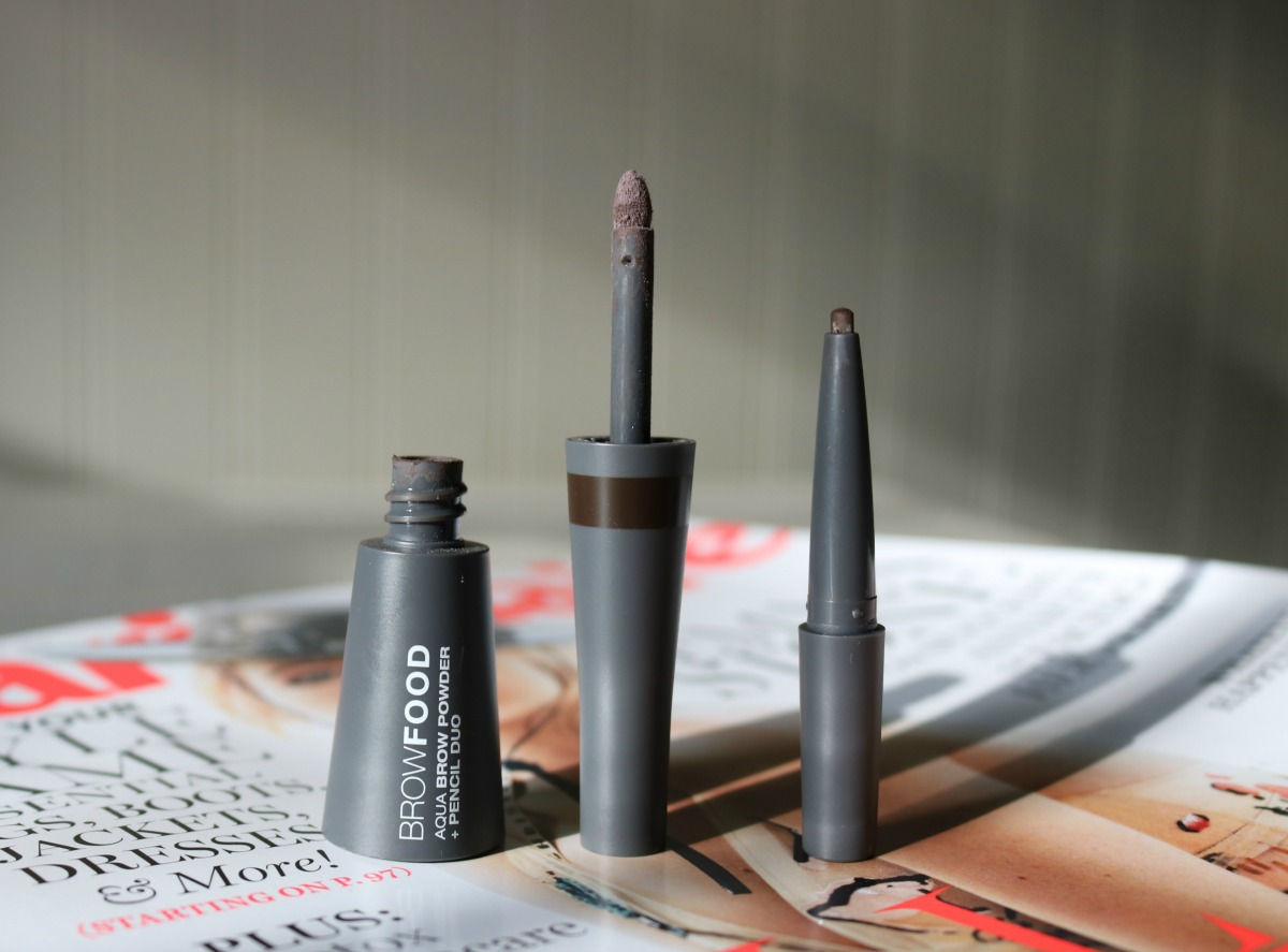 BrowFood Powder Pencil Duo by LashFood I Cruelty Free Beauty I DreaminLace.com