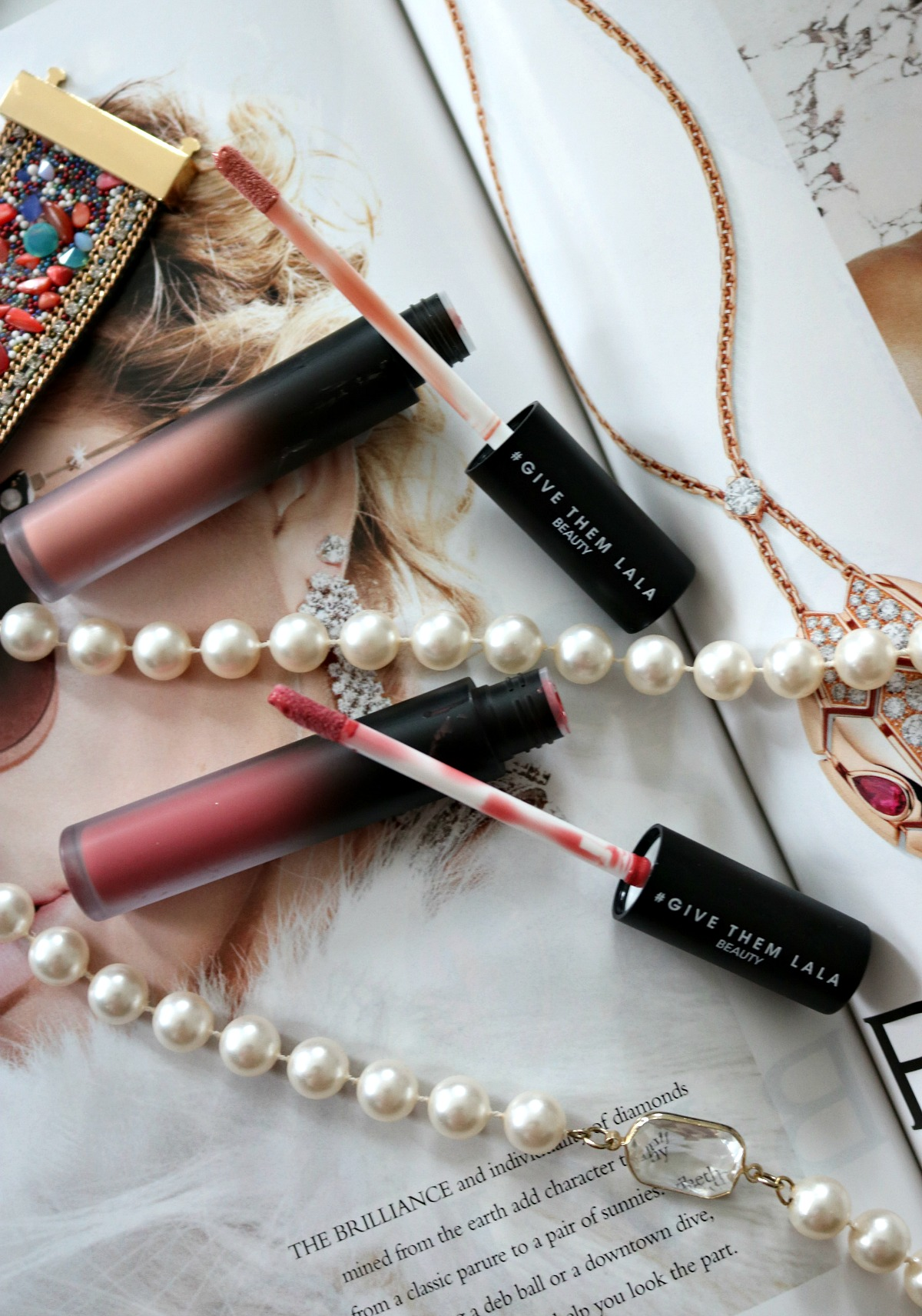 Most Popular Blog Posts of 2018 I Give Them Lala Beauty Lip Gloss Review I DreaminLace.com #CrueltyFree #LipGloss #CrueltyFreeBeauty