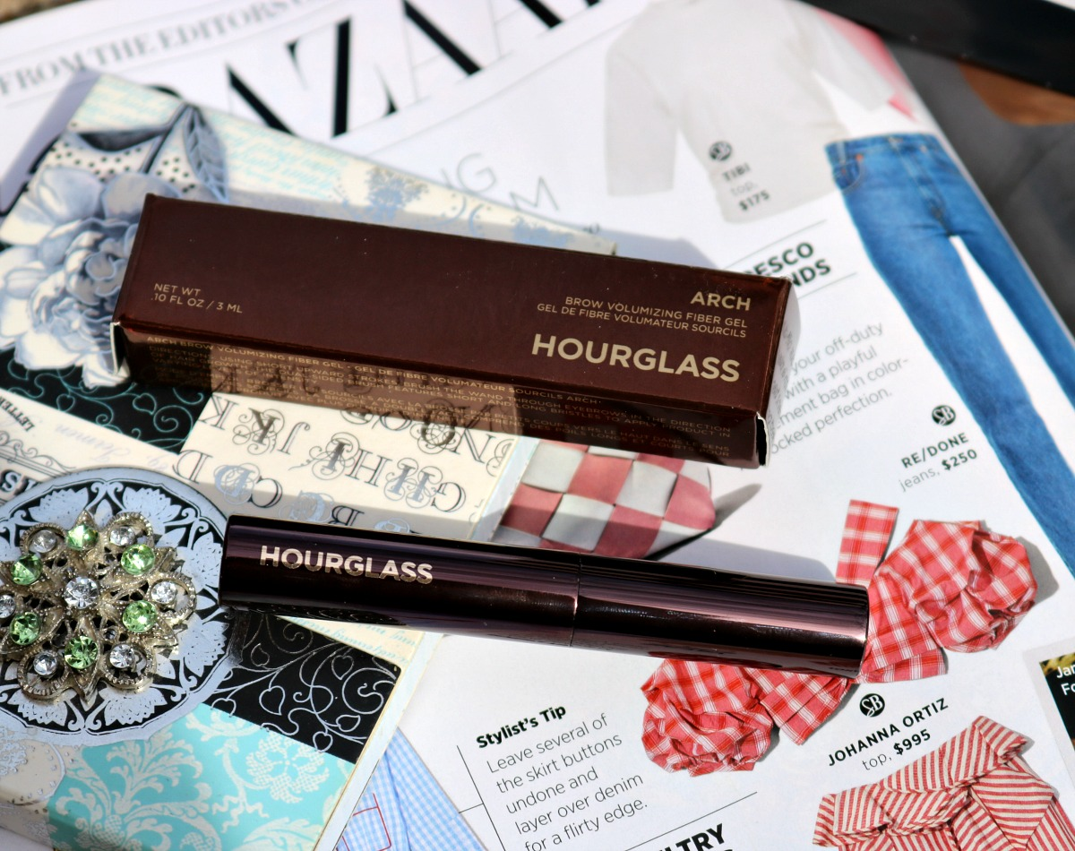 Hourglass Arch Brow Gel Review I Voluminizing Eyebrow Gel #CrueltyFree #Eyebrows