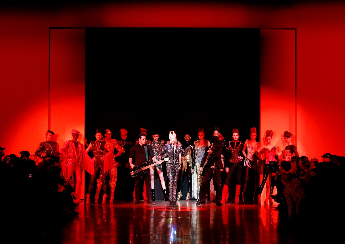 February Wrap-Up I The Blonds Fall 2018 Runway at New York Fashion Week #NYFW #Runway