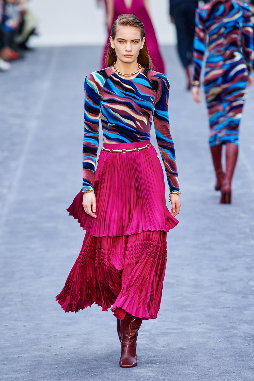 Best Milan Fashion Week Looks I Roberto Cavalli Fall 2019 Runway #FashionWeek #HighFashion #MFW