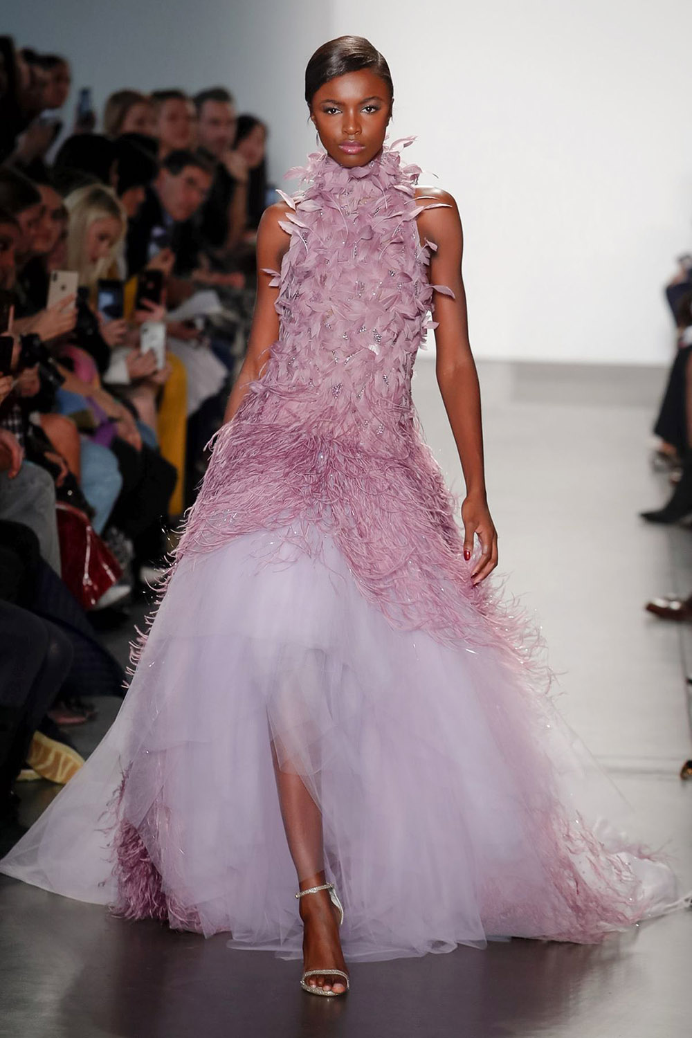 Best NYFW Looks I Pamella Roland Fall 2019 Collection #NYFW #Fall2019 #FW19 #Runway