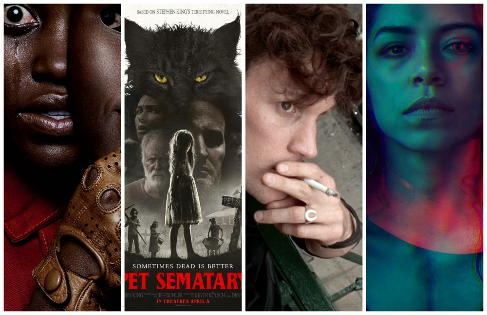 What I Watched in April 2019 I Us Movie, Pet Semetary Remake, Chambers on Netflix and Mapplethorpe Movie