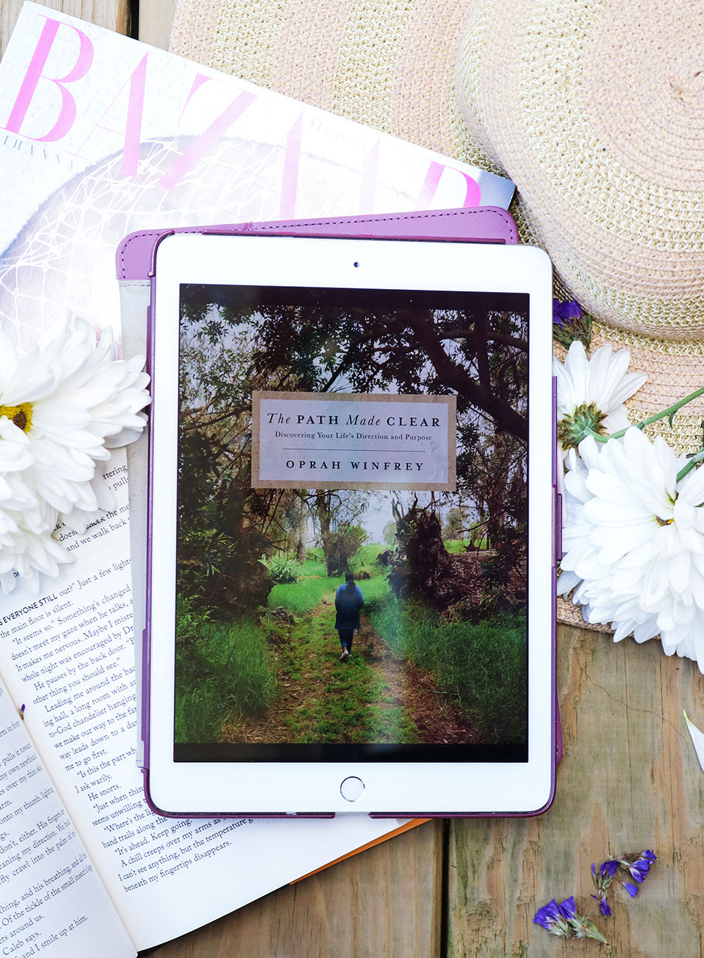 April Book and Film Favorites I The Path Made Clear by Oprah #Oprah #Inspiration #books
