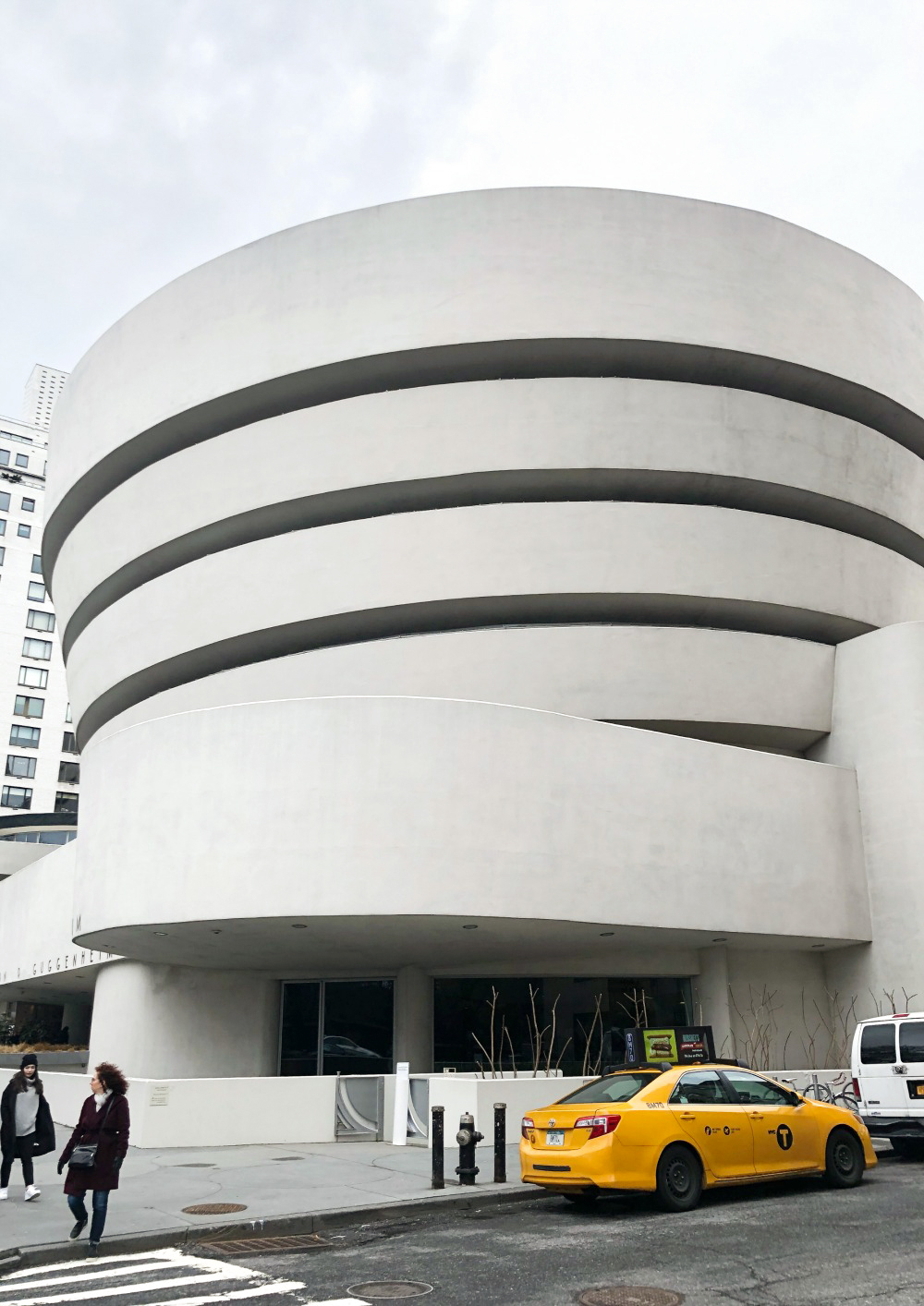Affordable New York City Travel Guide I The Guggenheim Museum #Travel #TRavelGuide #NYC