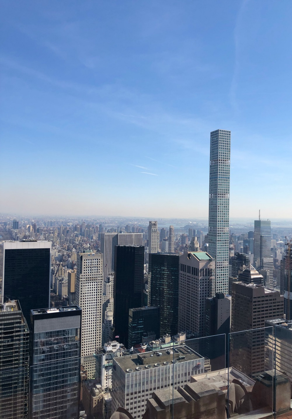 Affordable New York City Travel Guide I Top of the Rock #Travel #TravelGuide #NYC