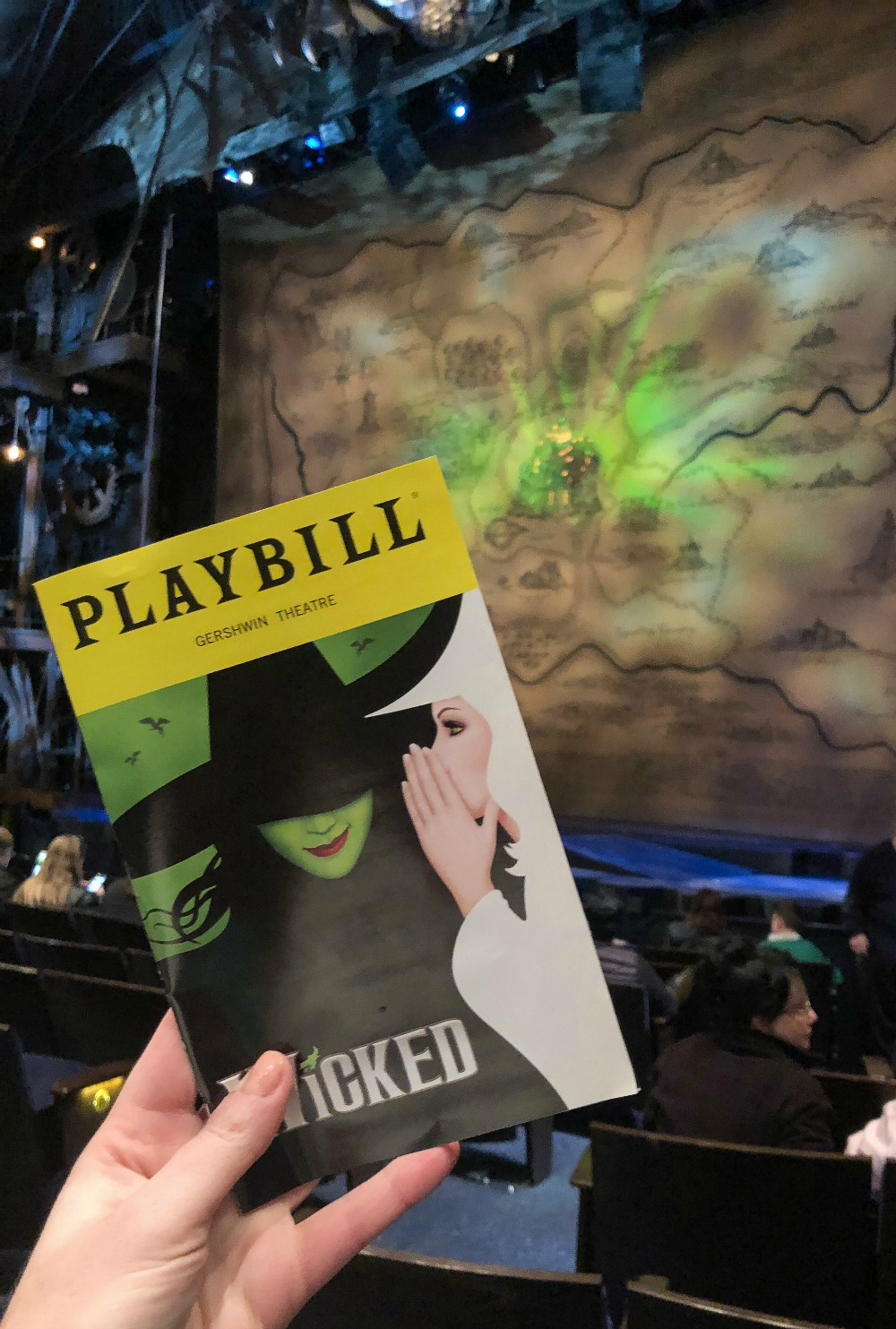 Affordable New York City Travel Guide I Wicked on Broadway #Travel #TravelGuide #NYC