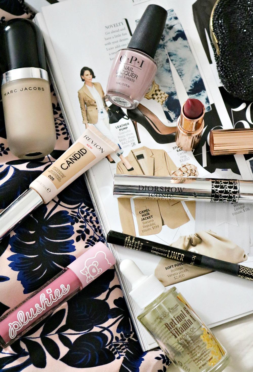 Early Fall Beauty Favorites I Lime Crime Plushies Liquid Lipstick in Lavendar Honey #Makeup #Fallmakeup #beautyblog