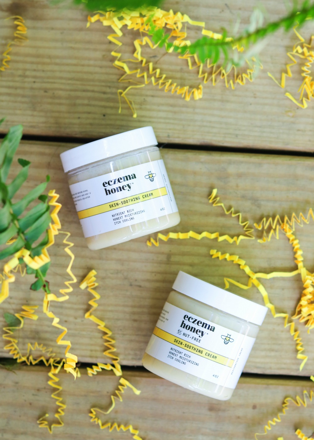 Eczema Honey Cream Review I DreaminLace.com #eczema #beautytips #beautyblog