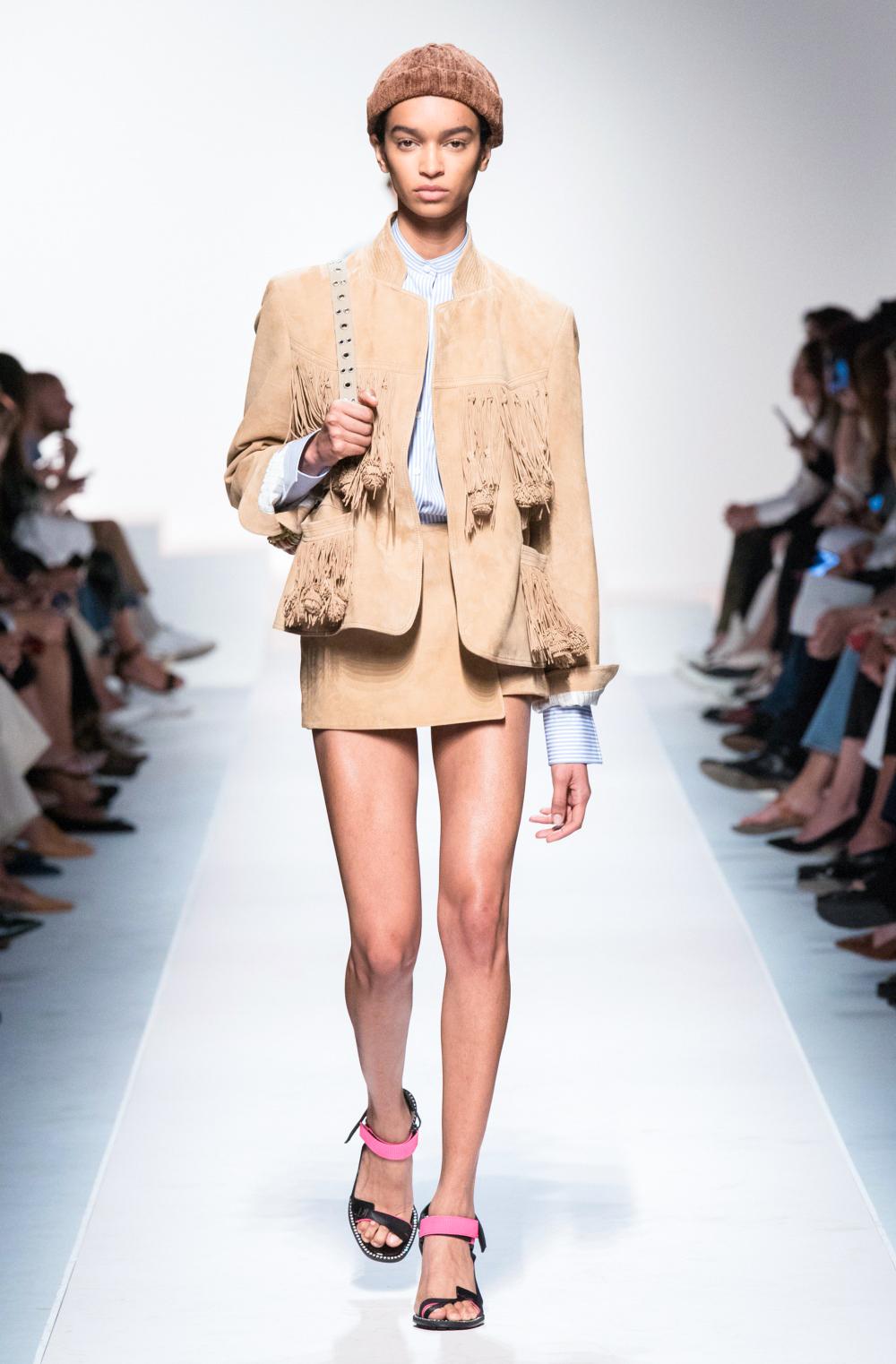 Ermanno Scervino Spring 2020 Collection - Runway at Milan Fashion Week