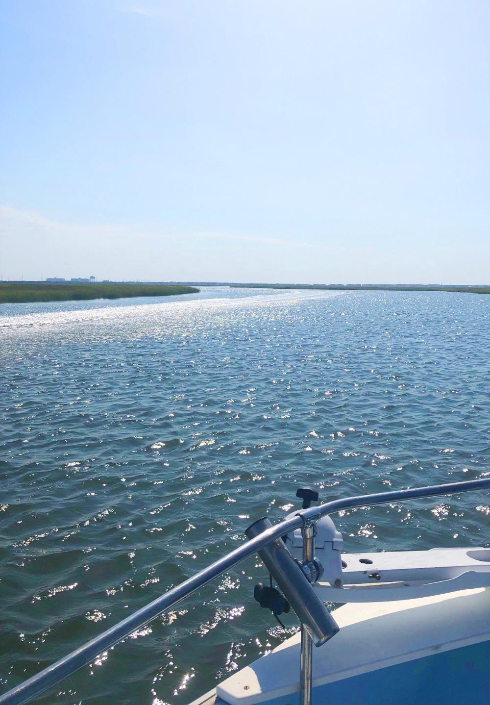 Jersey Shore Photo Diary I Sea Isle City Boat Ride #Travel #TravelBlogger #TravelPhotography