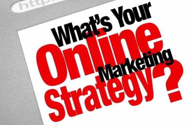 Best Online Marketing Strategy