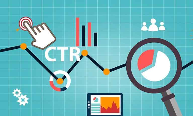 Click Through Rate & Bounce Rate