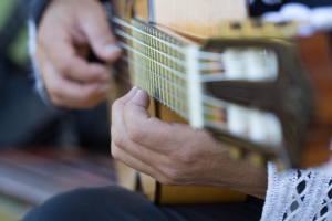 Hire entertainment Melbourne Flamenco Latin Guitar