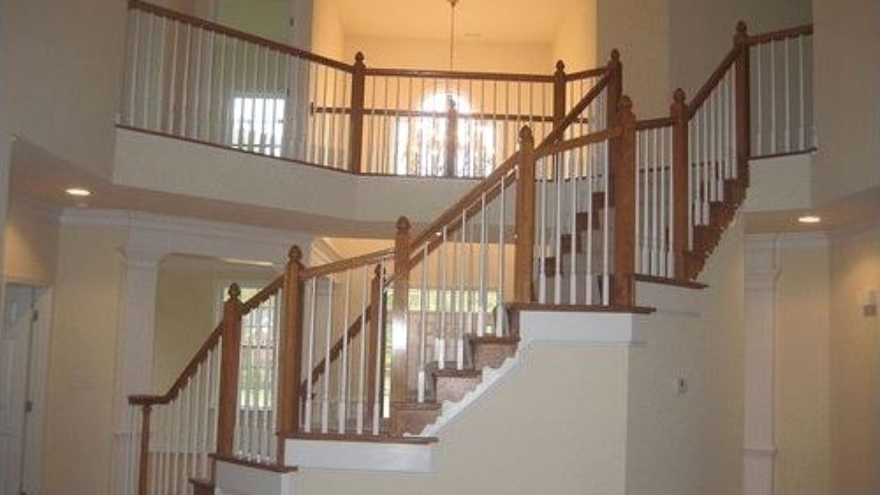 Newel Post Installation Installing Posts For A Staircase Balustrade | Attaching Handrail To Post | Spindles | Newel Post | Stair Handrail | Baluster | Rim Joist