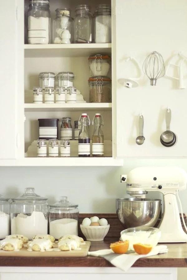 Mutfak Dolaplarınızı Nasıl Düzenleyeceksiniz?