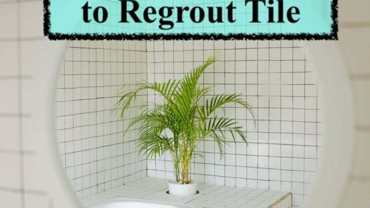 5 signs you need to regrout tile