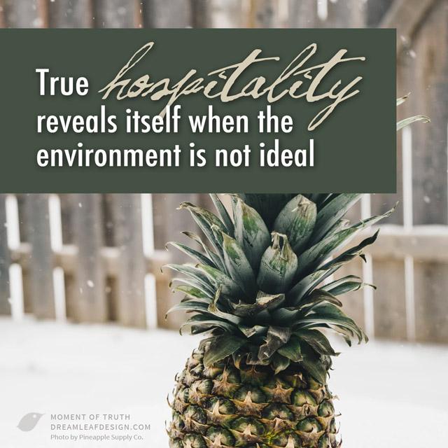 Inspiration - Hospitality | www.DreamleafDesign.com