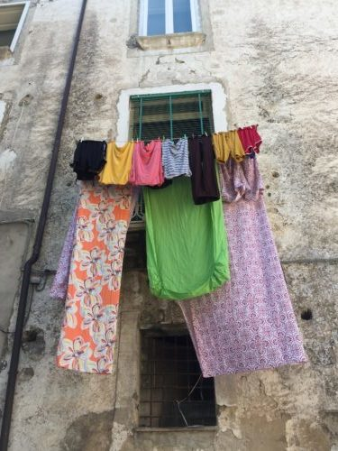 Laundry in Sant'Agata
