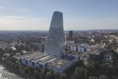 Basel, BS   Roche Tower 1