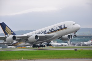"Airbus A380 ""Take-off"""