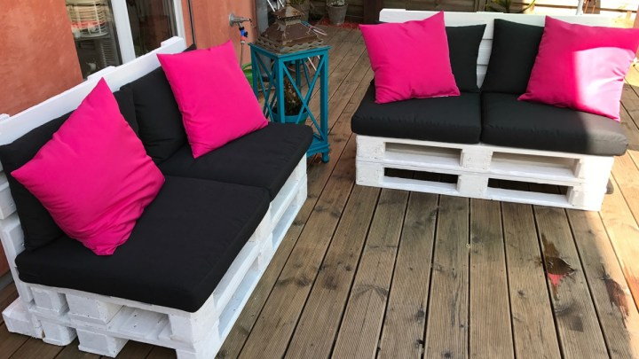 Die Upcycling Lounge