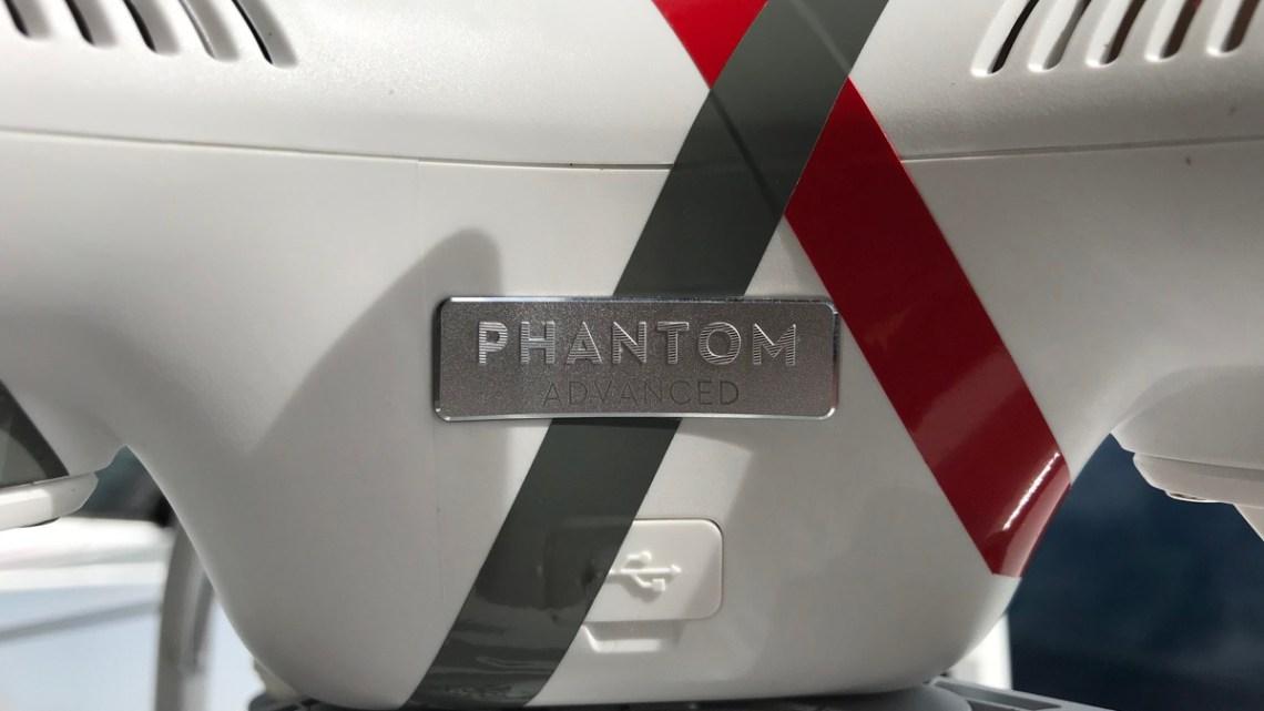 ReBranding der Phantom Drohne