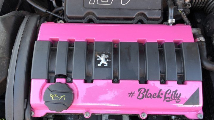 BlackLily | Ventildeckel-Tausch erledigt