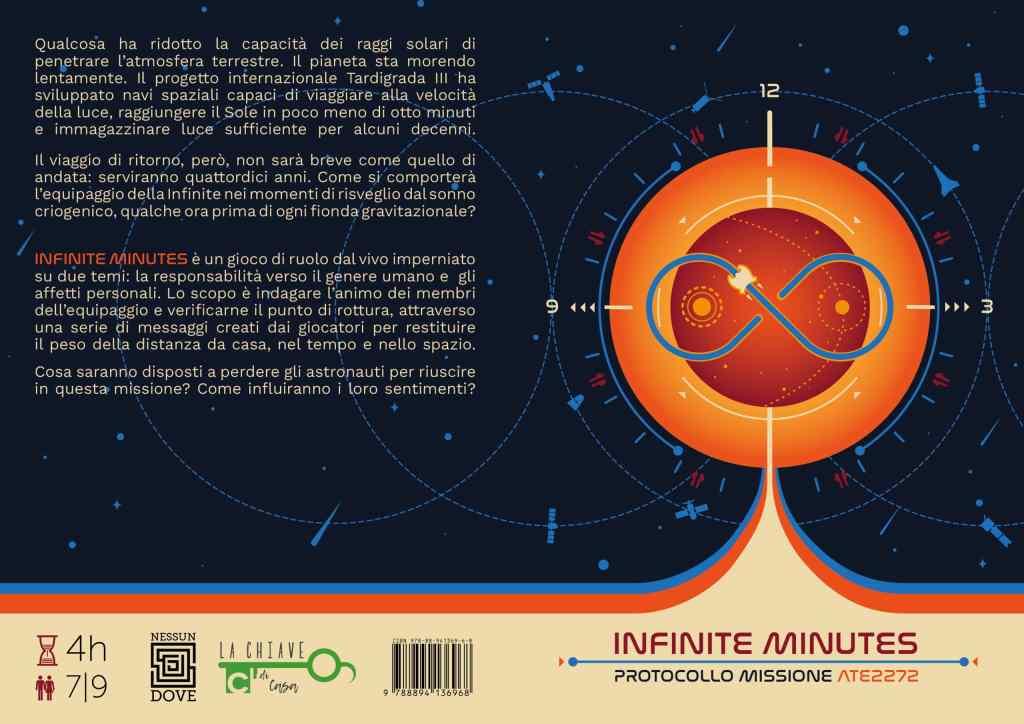 Sogni svelati #6: Infinite Minutes