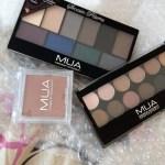 Покупки от MUA 2013